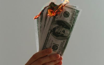 5 Reasons You're Bad With Money